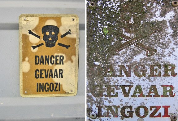 More Signs from South Africa