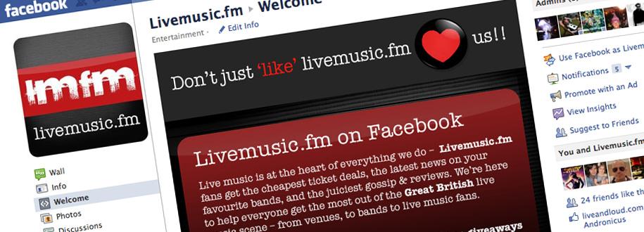 LMFM on Facebook